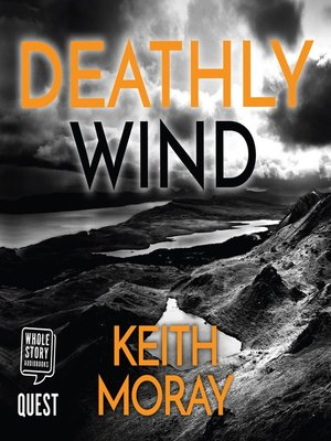 cover image of Deathly Wind
