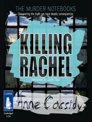 cover image of Killing Rachel