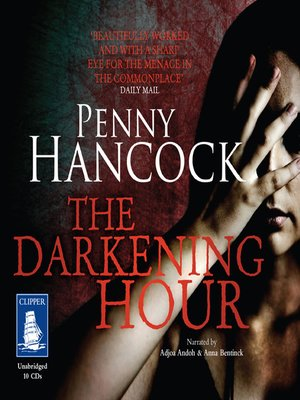 cover image of The Darkening Hour