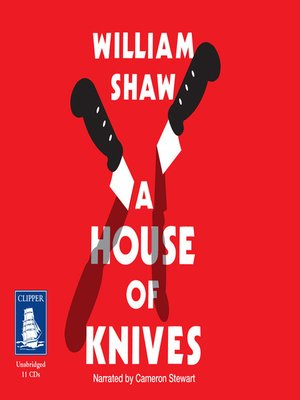 cover image of A House of Knives
