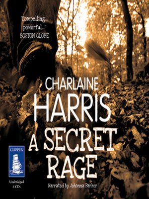 cover image of A Secret Rage