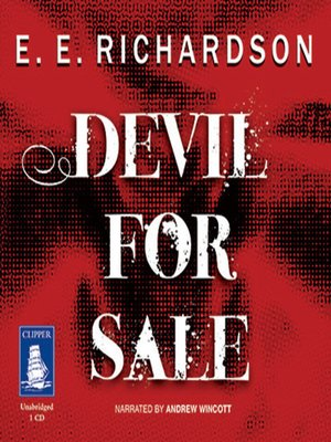 cover image of Devil for Sale