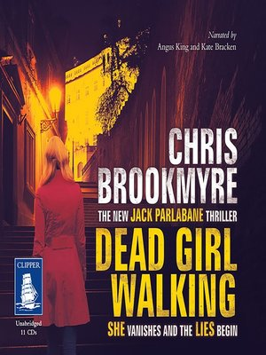 cover image of Dead Girl Walking