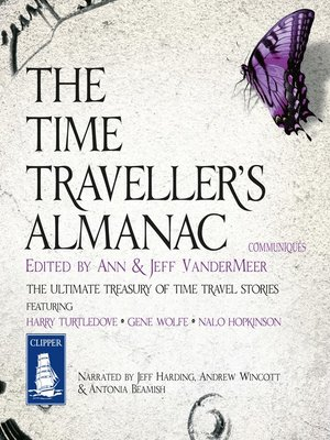 cover image of The Time Traveller's Almanac--Communiqués