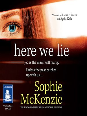cover image of Here We Lie