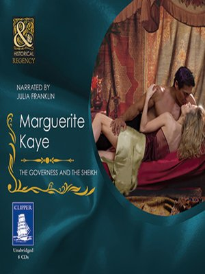 cover image of The Governess and the Sheikh