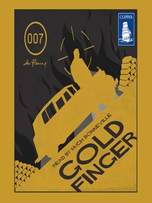 cover image of Goldfinger
