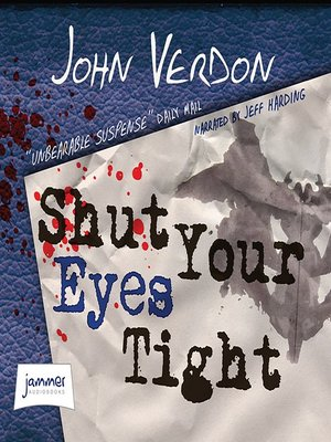cover image of Shut Your Eyes Tight