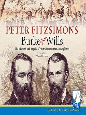 cover image of Burke & Wills