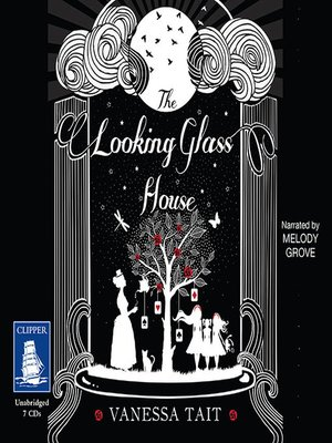 cover image of The Looking Glass House
