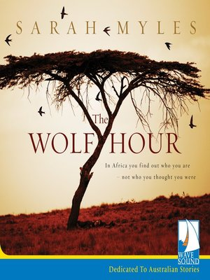 cover image of The Wolf Hour