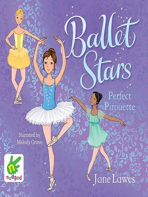 cover image of Ballet Stars--Perfect Pirouette