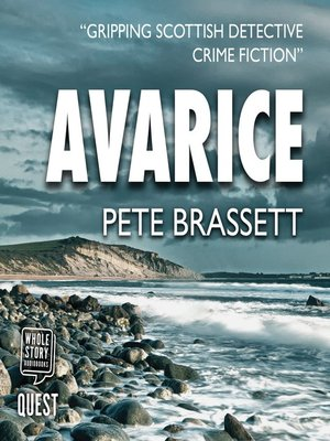 cover image of Avarice