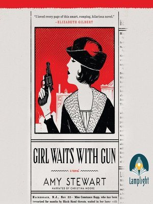 cover image of Girl Waits with Gun