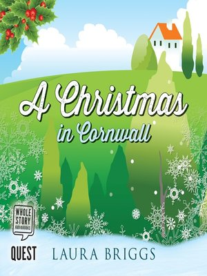 cover image of A Christmas in Cornwall