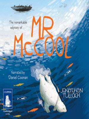 cover image of Mr McCool