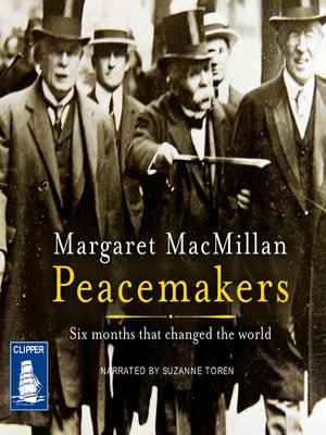 cover image of Peacemakers