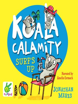 cover image of Koala Calamity--Surf's Up