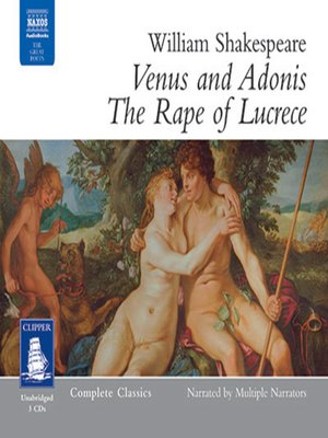 cover image of Venus & Adonis