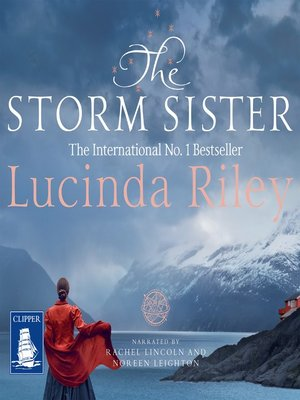 cover image of The Storm Sister