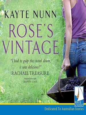 cover image of Rose's Vintage