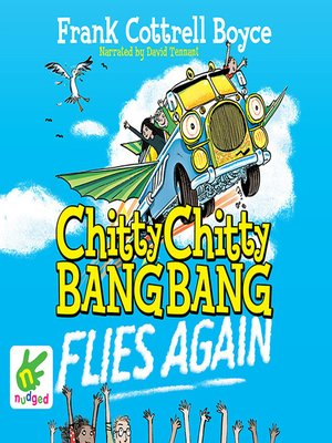 cover image of Chitty Chitty Bang Bang Flies Again