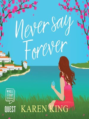 cover image of Never Say Forever