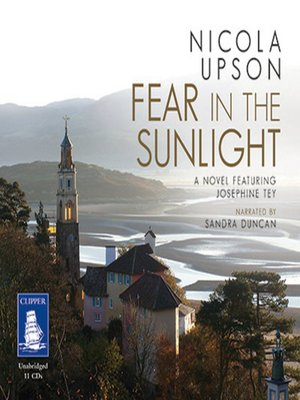 cover image of Fear in the Sunlight
