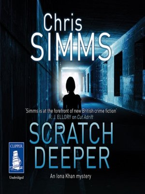cover image of Scratch Deeper