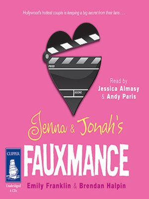 cover image of Jenna and Jonah's Fauxmance