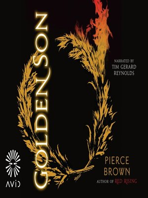 cover image of Golden Son