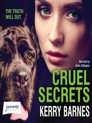 cover image of Cruel Secrets