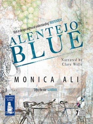 cover image of Alentejo Blue