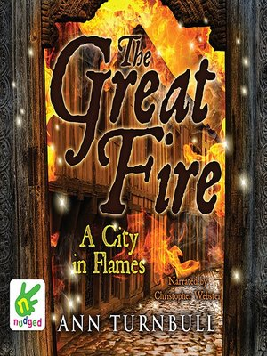 cover image of The Great Fire