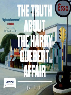 cover image of The Truth About the Harry Quebert Affair