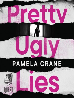 cover image of Pretty Ugly Lies