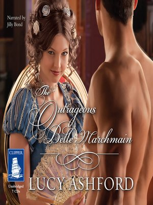 cover image of The Outrageous Belle Marchmain