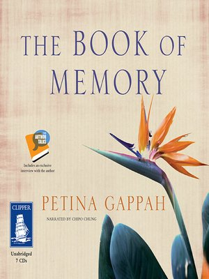 cover image of The Book of Memory