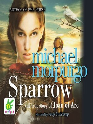 cover image of Sparrow--The Story of Joan of Arc