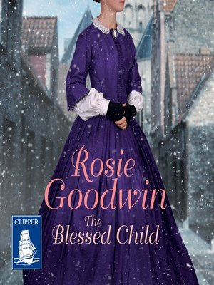 cover image of The Blessed Child
