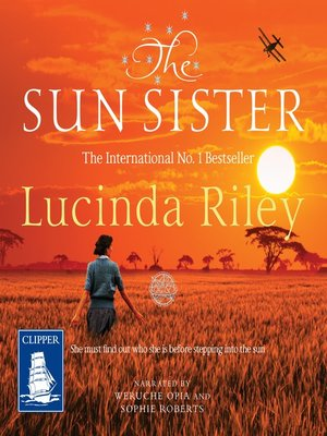 cover image of The Sun Sister