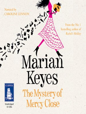 cover image of The Mystery of Mercy Close