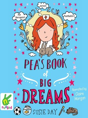 cover image of Pea's Book of Big Dreams