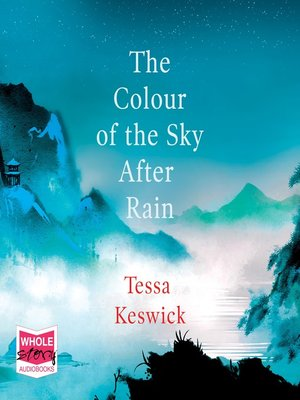 cover image of The Colour of the Sky After Rain