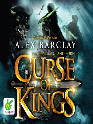 cover image of Curse of Kings