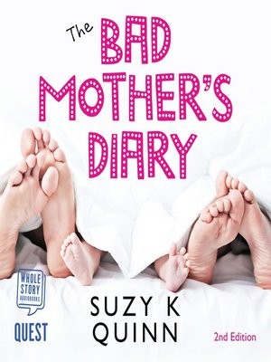 cover image of The Bad Mother's Diary