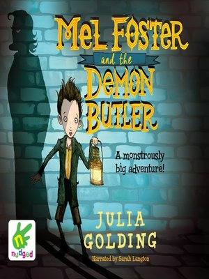 cover image of Mel Foster and the Demon Butler