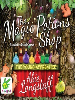 cover image of The Magic Potions Shop--The Young Apprentice