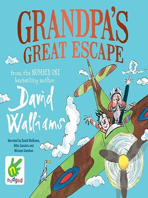 cover image of Grandpa's Great Escape