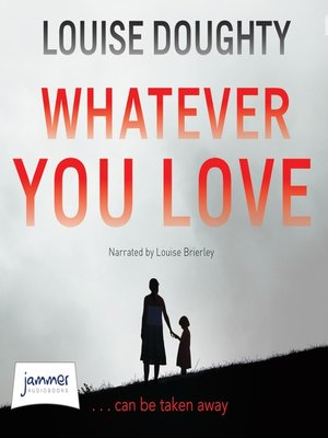 cover image of Whatever You Love